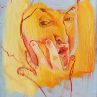 2016 oil on canvas  30x24cm