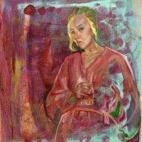 2019 oil on canvas 60 cm x50 cm