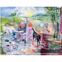 2007 oil on canvas 190 cm x240 cm